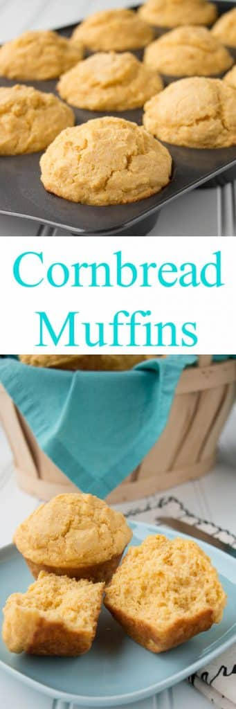 These hearty muffins are softer and more moist than your standard cornbread. Individual and ready-to-serve portions, they are a perfect pairing with your favorite bowl of chili or stew.