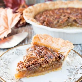 This classic pecan pie recipe is rich and sweet, nutty and full of flavor. See how easy it is to make this popular southern dessert in this video recipe.