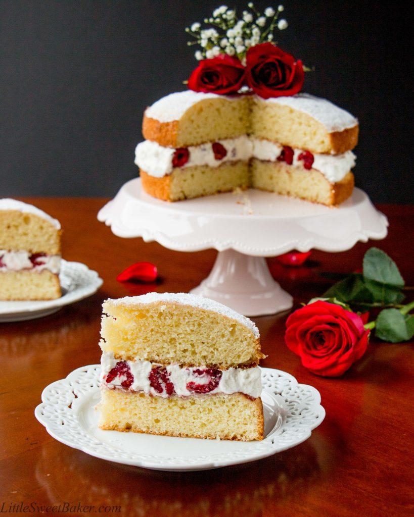 Sponge Cake Recipe Jamie Oliver