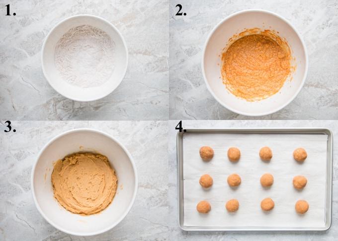 how to make pumpkin spice cookies photos