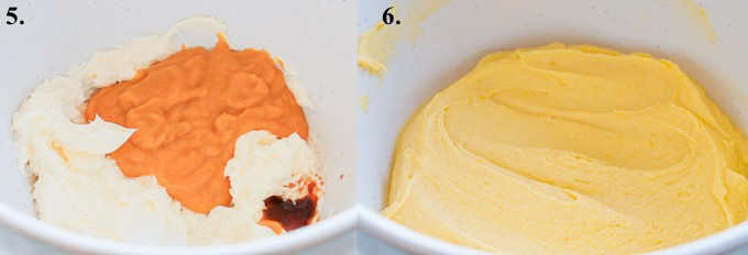 how to make mango buttercream